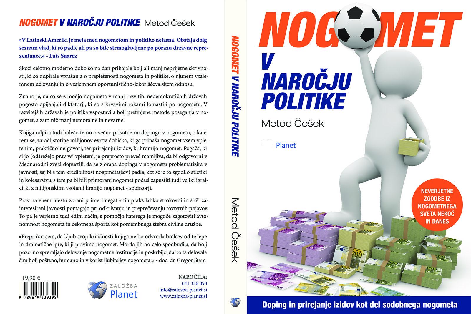 Nogomet v naročju politike